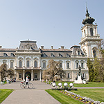 The Festetich Palace at Keszthely